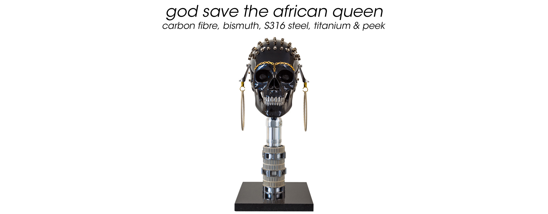 God Save The African Queen